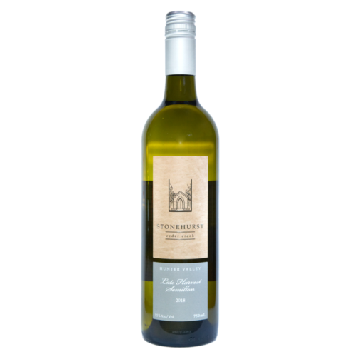 2018 Late Harvest Semillon