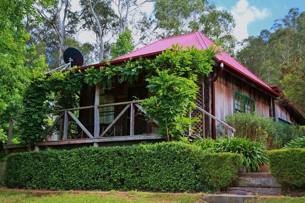 Cedar Creek Cottages, Wollombi Accommodation
