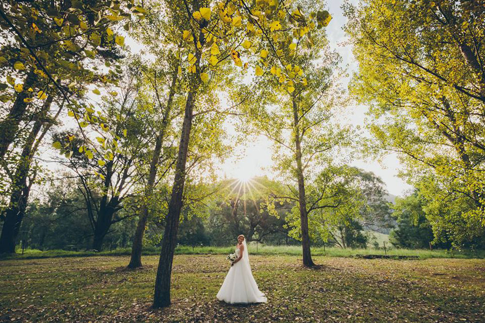 Stonehurst Cedar Creek, Hunter Valley Country Wedding