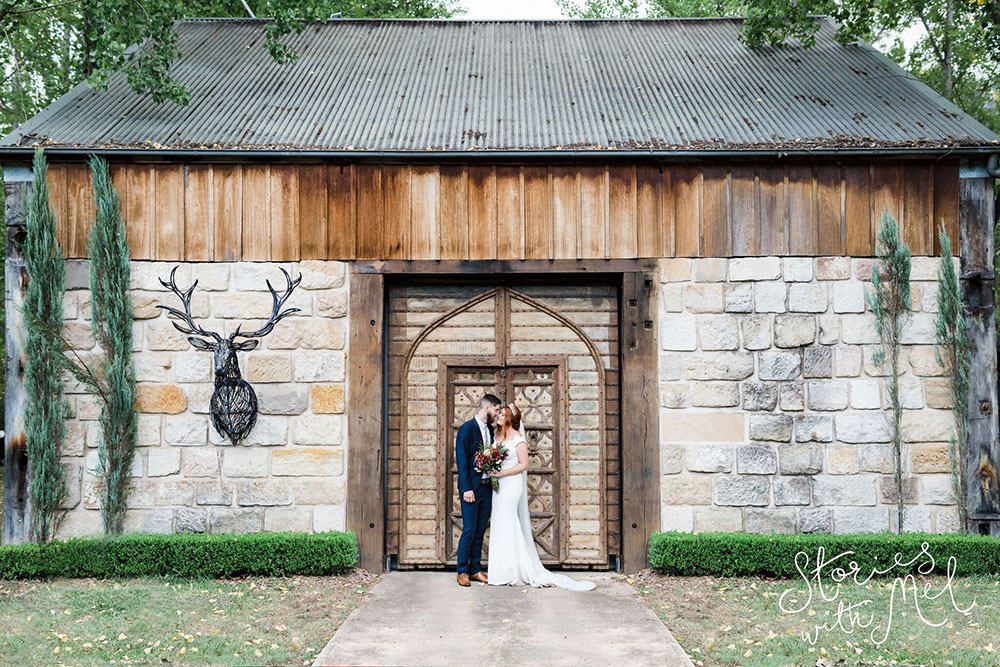 Stonehurst Cedar Creek, Hunter Valley Wedding Venue