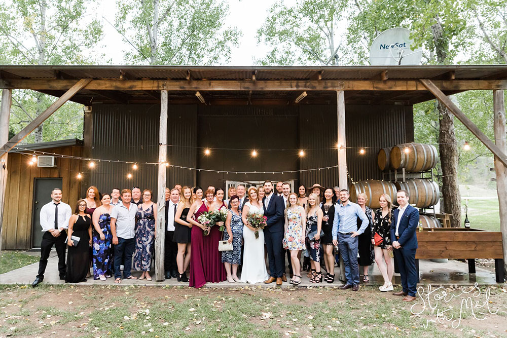 Stonehurst Cedar Creek, Hunter Valley Weddings