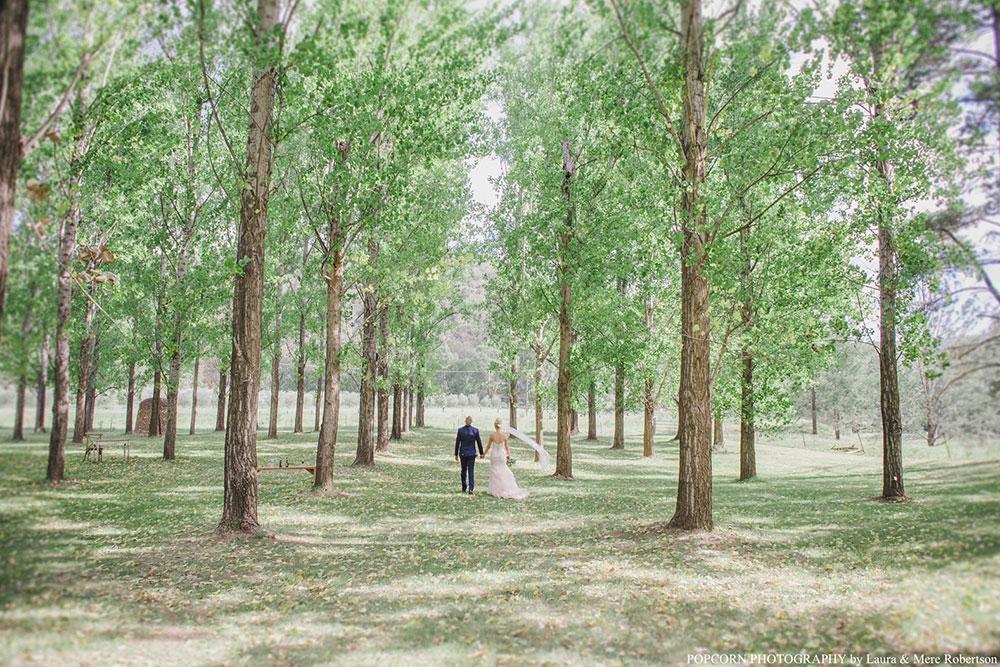 Stonehurst Cedar Creek, Country Wedding