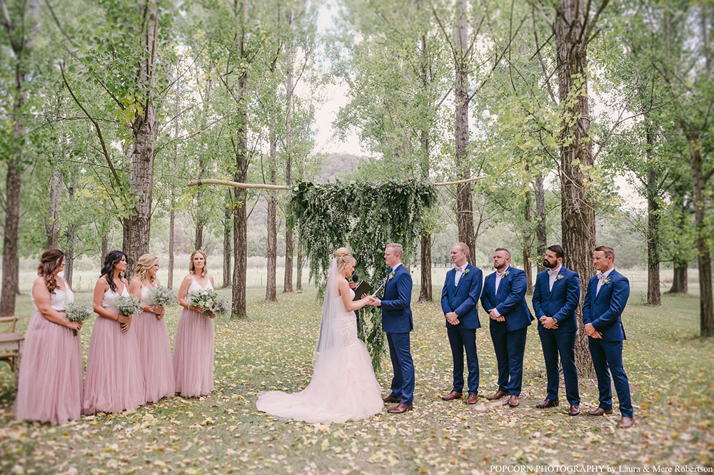 Stonehurst Cedar Creek, Country Wedding