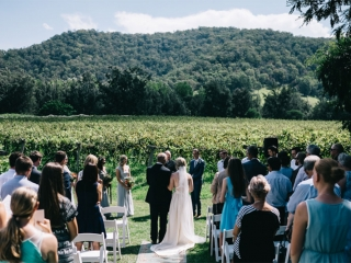 Stonehurst Cedar Creek, Vineyard Wedding