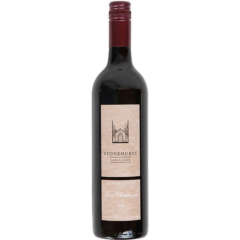 Stonehurst Wines, Hunter Valley, Sweet Chambourcin