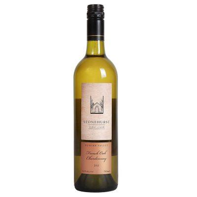 Stonehurst Wines, Hunter Valley, French Oak Chardonnay