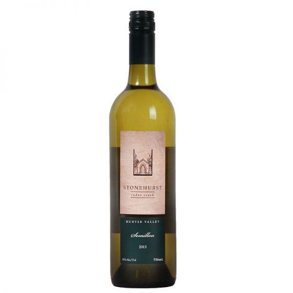 Stonehurst Wines, Hunter Valley, Semillon