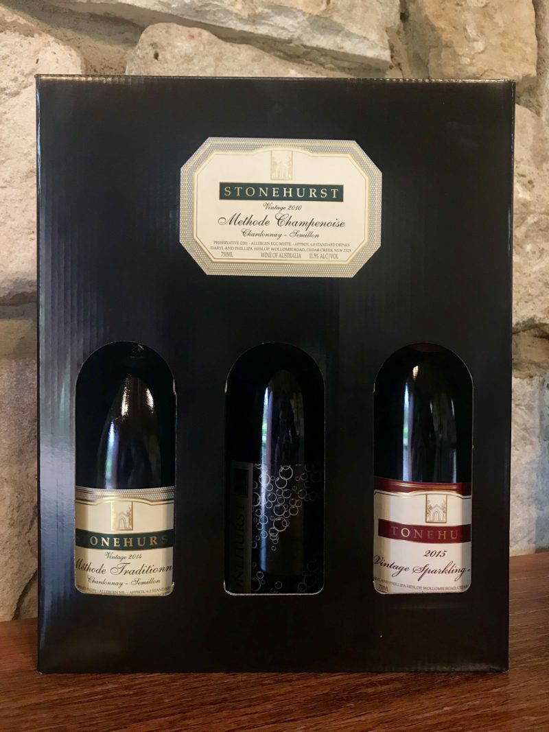 Christmas Special - Stonehurst bubbly 3-pack