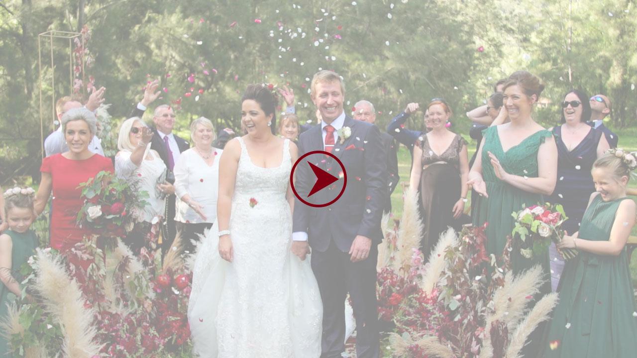 Stonehurst Cedar Creek, Hunter Valley wedding venue